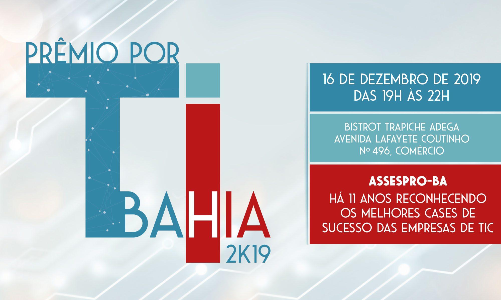 Prêmio Por TI Bahia